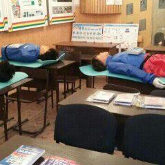 Учебный класс автошколы Академия Волгоград