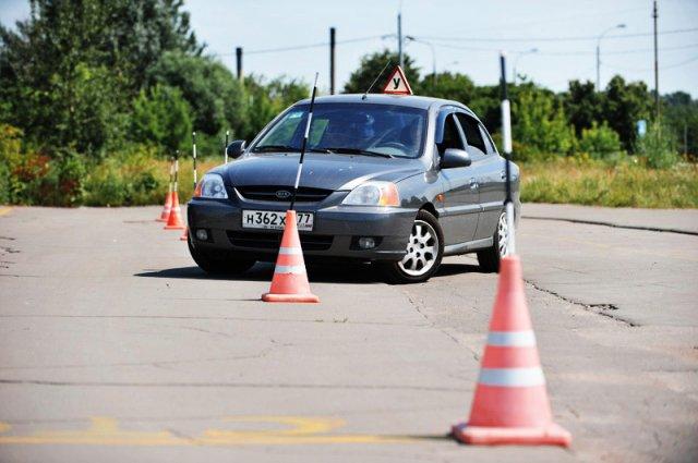 Ошибки которые допускают начинающие водители